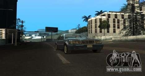 ENB Series for SA:MP for GTA San Andreas forth screenshot