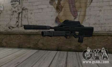 SC-20K Assault Rifle for GTA San Andreas