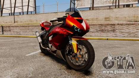 Kawasaki Ninja ZX-6R v2.0 for GTA 4
