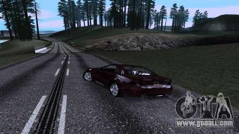 New Roads v3.0 Final for GTA San Andreas third screenshot