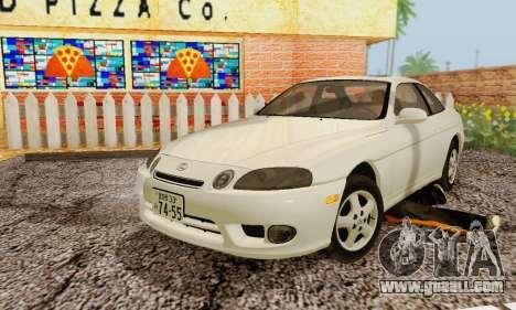 Lexus SC300 v1.01 [ImVehFT] for GTA San Andreas