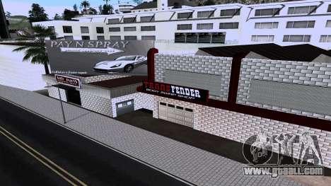 New TransFender for GTA San Andreas
