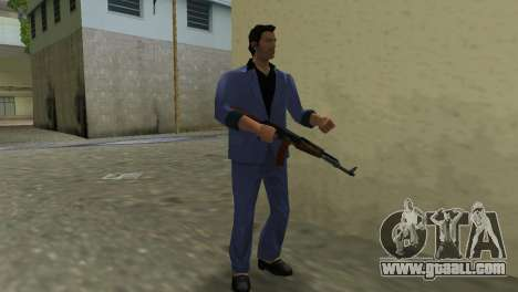 Kalashnikov Modernized for GTA Vice City seventh screenshot