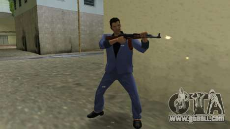 Kalashnikov Modernized for GTA Vice City