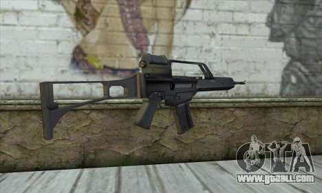 HK G36 for GTA San Andreas second screenshot