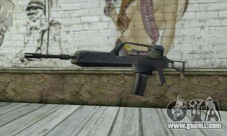HK G36 for GTA San Andreas