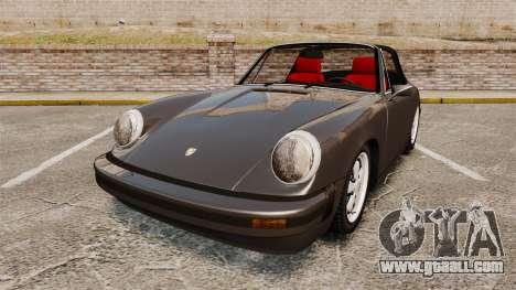 Porsche 911 Targa 1974 [Updated] for GTA 4