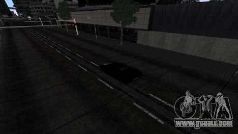 New Roads v1.0 for GTA San Andreas third screenshot