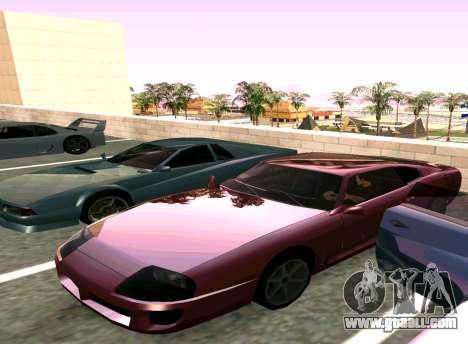 ENBSeries by Sup4ik002 for GTA San Andreas ninth screenshot