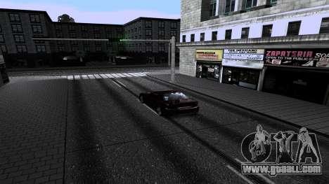 New Roads v3.0 Final for GTA San Andreas fifth screenshot