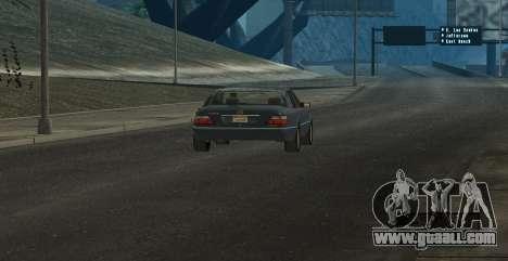 ENB Series for SA:MP for GTA San Andreas fifth screenshot