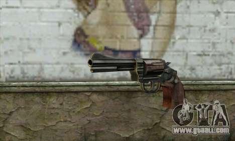 ManHunt revolver for GTA San Andreas