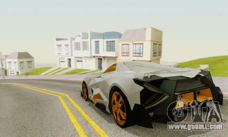 Lamborghini Egoista for GTA San Andreas