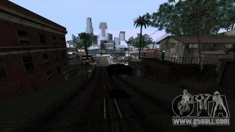 New Roads v1.0 for GTA San Andreas seventh screenshot