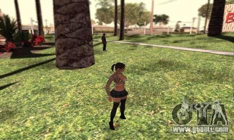 SHFYPRO HD for GTA San Andreas second screenshot