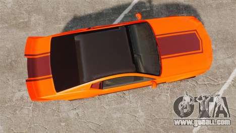 GTA V Vapid Dominator wheels v2 for GTA 4 right view
