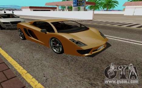 GTA 5 Pegassi Vacca for GTA San Andreas
