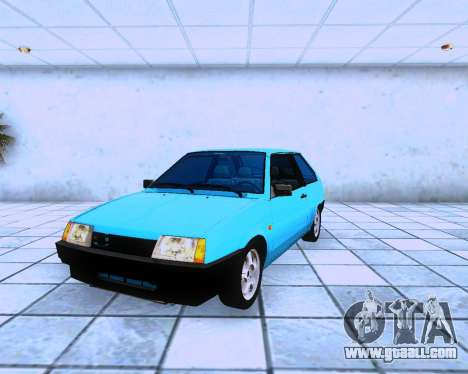 VAZ 2108 Tuneable for GTA San Andreas