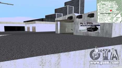 New Wang Cars for GTA San Andreas fifth screenshot
