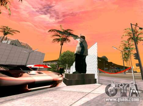 ENBSeries by Sup4ik002 for GTA San Andreas