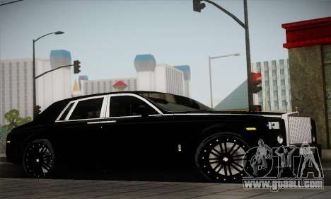 Rolls-Royce Phantom for GTA San Andreas right view