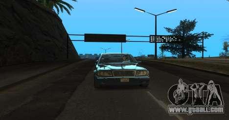 ENB Series for SA:MP for GTA San Andreas third screenshot