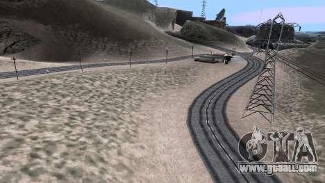 New Roads v3.0 Final for GTA San Andreas sixth screenshot