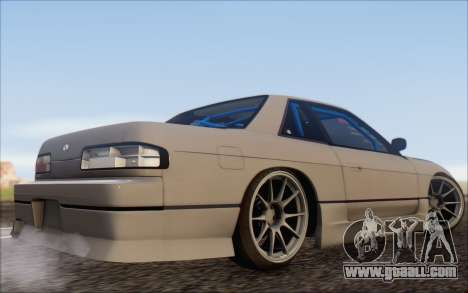 Nissan Silvia S13 Vertex for GTA San Andreas left view