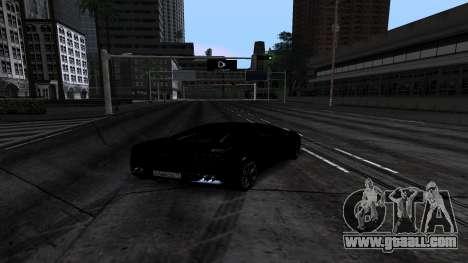 New Roads v1.0 for GTA San Andreas forth screenshot