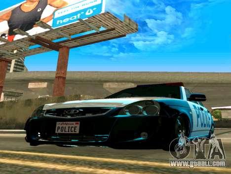 ENBSeries by Sup4ik002 for GTA San Andreas second screenshot