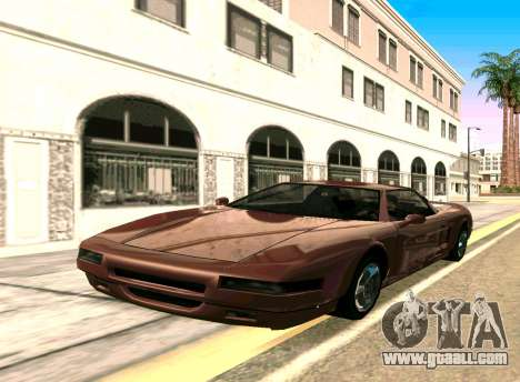 ENBSeries by Sup4ik002 for GTA San Andreas