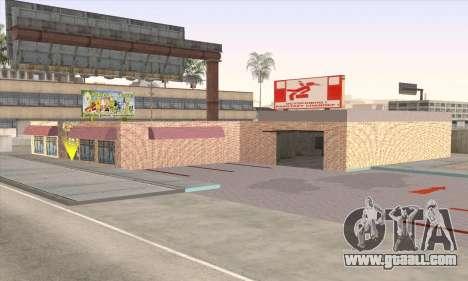 Shop Healthy Food for GTA San Andreas forth screenshot