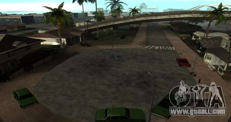 ENB Series for SA:MP for GTA San Andreas eighth screenshot