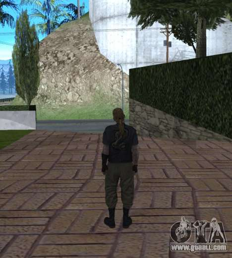 New Wmycr for GTA San Andreas second screenshot