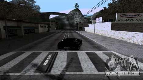 New Roads v1.0 for GTA San Andreas second screenshot