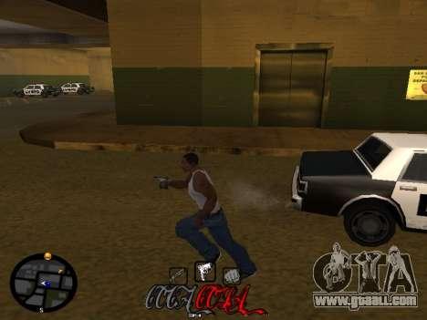 C-HUD Coca-Cola for GTA San Andreas fifth screenshot