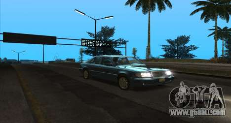 ENB Series for SA:MP for GTA San Andreas second screenshot