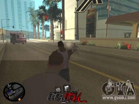 C-HUD Coca-Cola for GTA San Andreas sixth screenshot