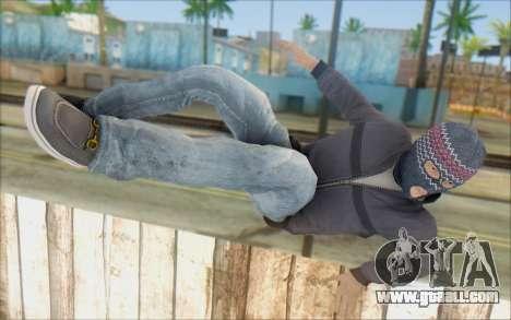Russian Thug for GTA San Andreas