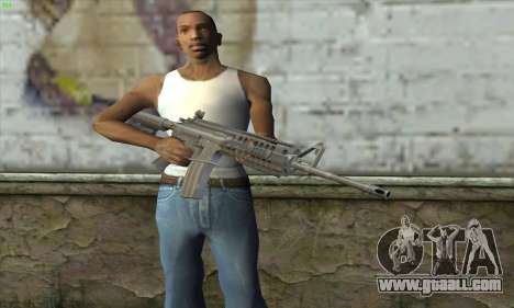M4A1 S - System for GTA San Andreas third screenshot