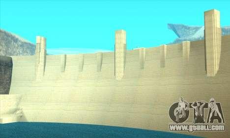 New dam Sherman for GTA San Andreas