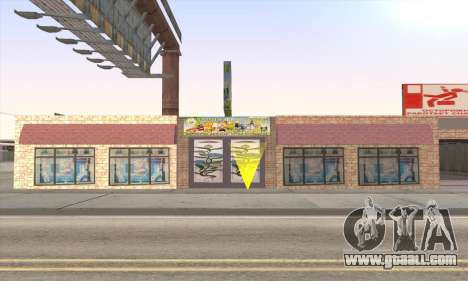 Shop Healthy Food for GTA San Andreas