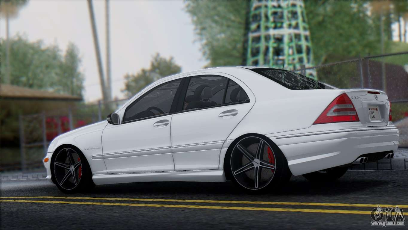 Mercedes C Cars Mods