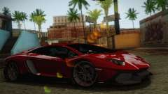 Lamborghini Aventador LP720-4 2013 for GTA San Andreas