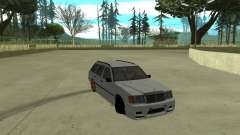 Mercedes-Benz W124 Wagon