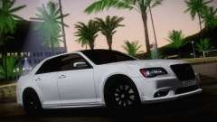 Chrysler 300 SRT8 Black Vapor Edition