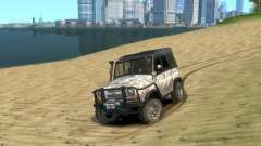 The UAZ-469 OffRoad