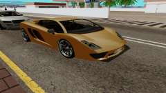 GTA 5 Pegassi Vacca for GTA San Andreas