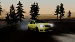Skoda Octavia A7 RS for GTA San Andreas