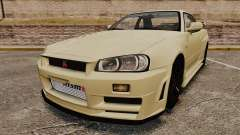 Nissan Skyline R34 Nismo Z-Tune for GTA 4
